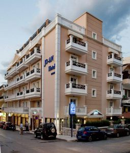 Jo-An Palace Hotel бронирование