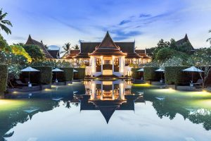 Jw Marriott Khao Lak Resort & Spa бронирование