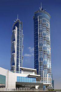 JW Marriott Marquis Hotel Dubai бронирование