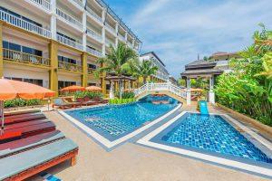 Kata Sea Breeze Resort бронирование