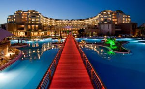 Kaya Palazzo Golf Resort бронирование