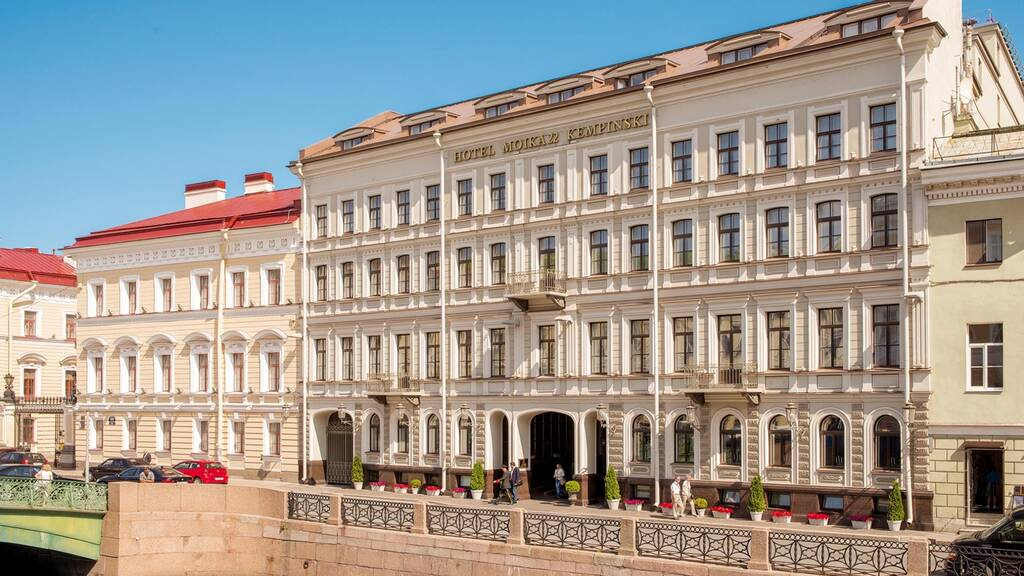 Kempinski Hotel Moika 22 бронирование