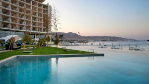 Kempinski Hotel Aqaba бронирование