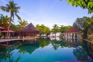 Keraton Jimbaran Resort бронирование