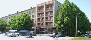 Киевская гостиница бронирование