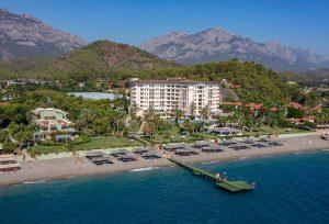 Kilikya Resort Camyuva бронирование
