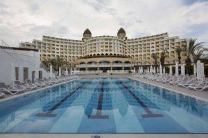 Kirman Hotels Sidemarin Beach & Spa бронирование