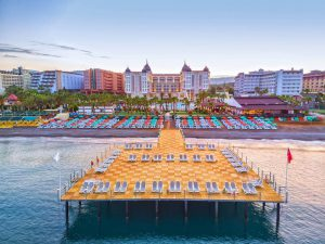 Kirman Hotels Sidera Luxury & SPA бронирование