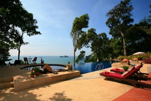 Koh Chang Cliff Beach Resort бронирование