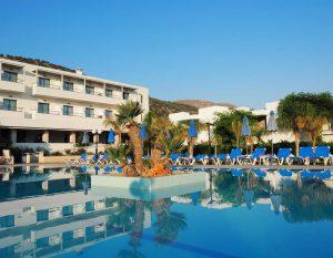 Kyknos Beach Hotel & Bungalows бронирование