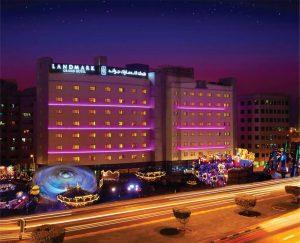Landmark Grand Hotel бронирование