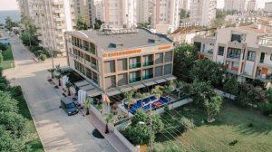 Laren Business Hotel & Spa бронирование
