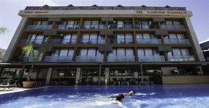 Laren Family Hotel & Spa бронирование