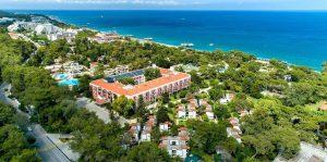 Larissa Art Beach Hotel бронирование