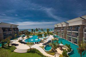 Le Meridien Khao Lak Resort бронирование