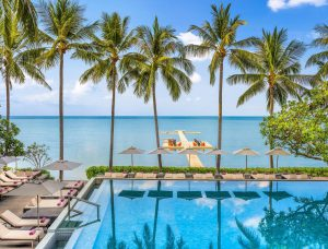 Le Meridien Koh Samui Resort & Spa бронирование