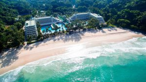 Le Meridien Phuket Beach Resort бронирование