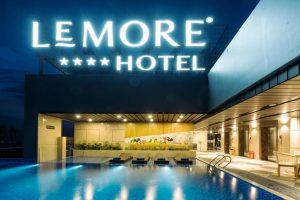 LeMore Hotel бронирование