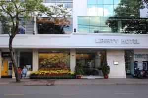 Liberty Saigon Greenview бронирование