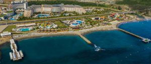 Long Beach Resort & Spa Deluxe бронирование