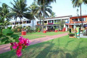 Longuinhos Beach Resort бронирование