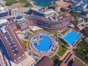 Lonicera Resort & Spa бронирование