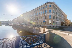 Lotte Hotel St. Petersburg бронирование