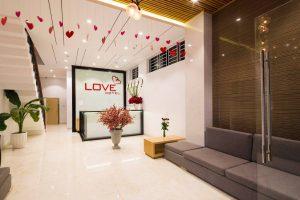 Love Hotel бронирование