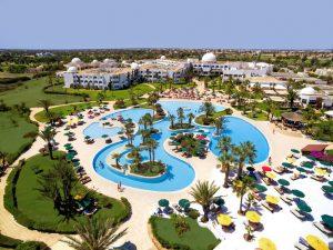 LTI Djerba Plaza Thalasso & Spa бронирование
