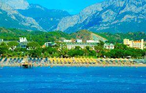 Lucida Beach Hotel бронирование