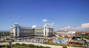 Luna Blanca Resort & SPA бронирование
