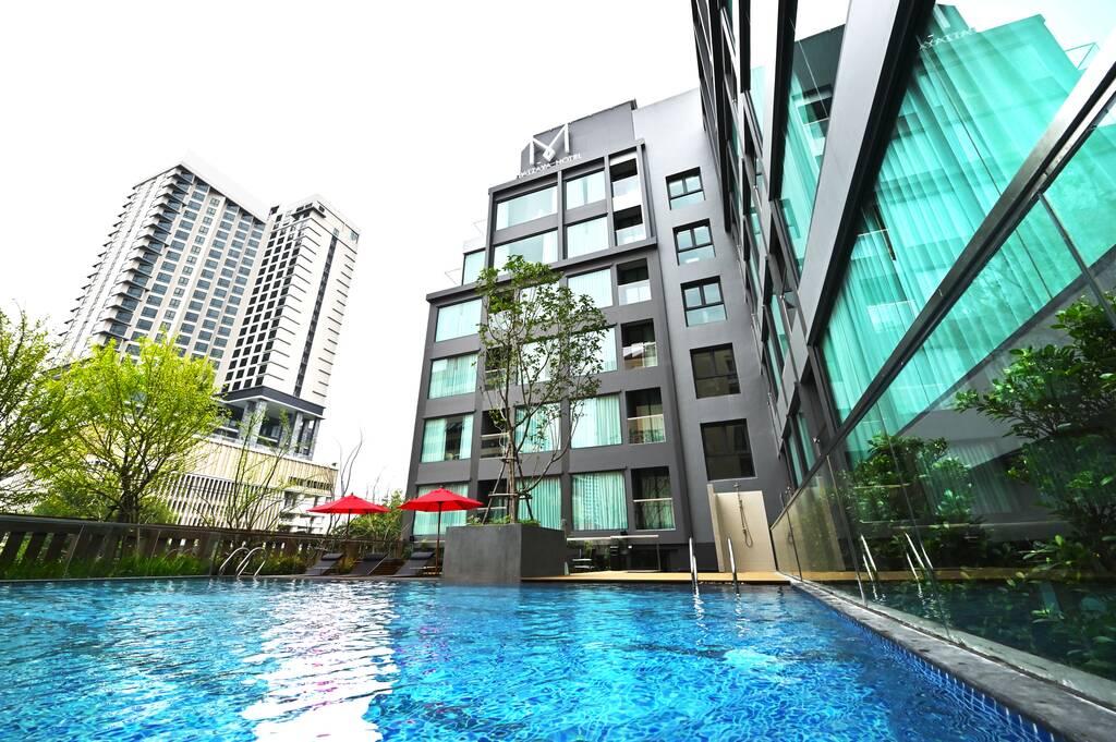 M Pattaya Hotel бронирование