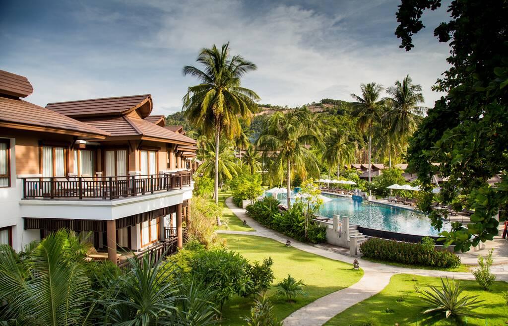Maehaad Bay Resort бронирование