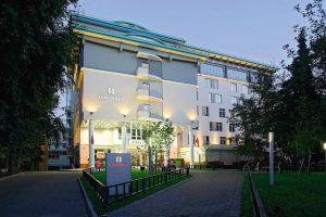 Mamaison All-Suites Spa Hotel Pokrovka бронирование