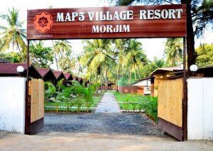 Map5 Village Resort Morjim бронирование