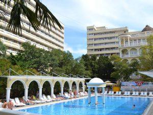 Марат парк-отель бронирование