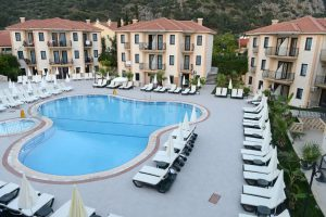 Marcan Beach Hotel бронирование