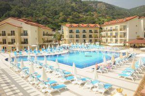 Marcan Resort Hotel бронирование