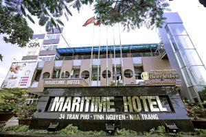 Maritime Hotel бронирование