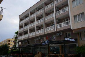 Marmaris Sea Center Hotel бронирование