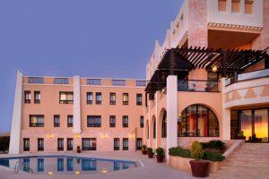 Marriott Hotel Petra бронирование