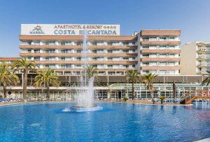 Marsol Costa Encantada Aparthotel & Resort бронирование