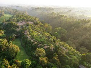 Maya Ubud Resort & Spa бронирование