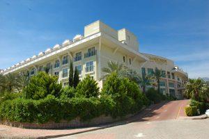 Meder Resort Hotel бронирование