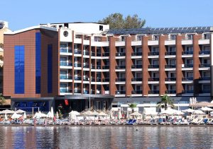 Mehtap Beach Hotel бронирование