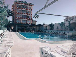Melisa Garden Hotel бронирование