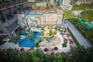 Mercure Pattaya Ocean Resort бронирование