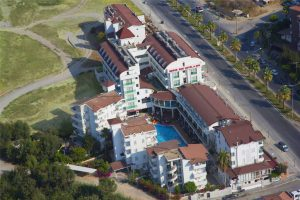 Merve Sun Hotel & Spa бронирование