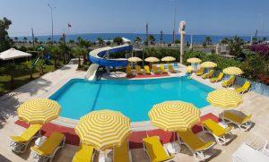 Mikado Beach Hotel бронирование