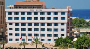 Mina Hotel бронирование